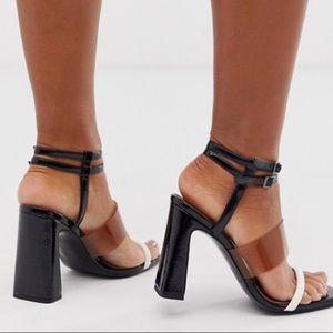 Asos • Block Heel Sandal